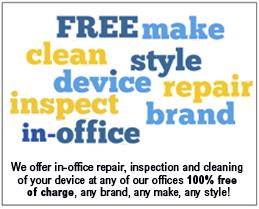 Repair ad