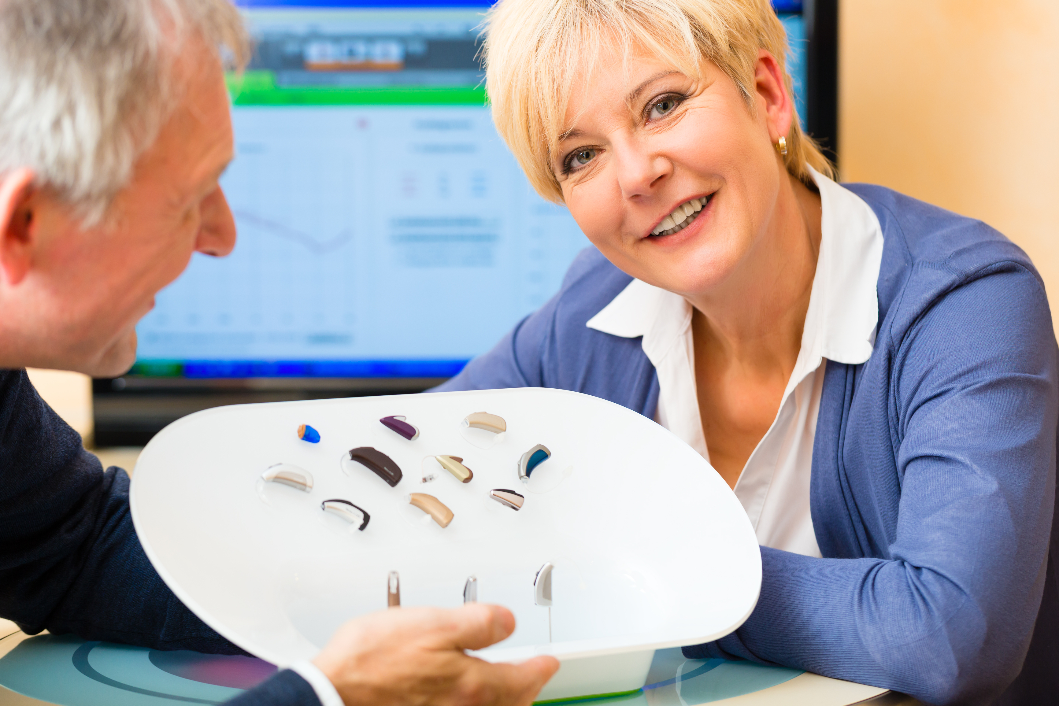 Hearing Loss and Over-the-Counter Hearing Aids