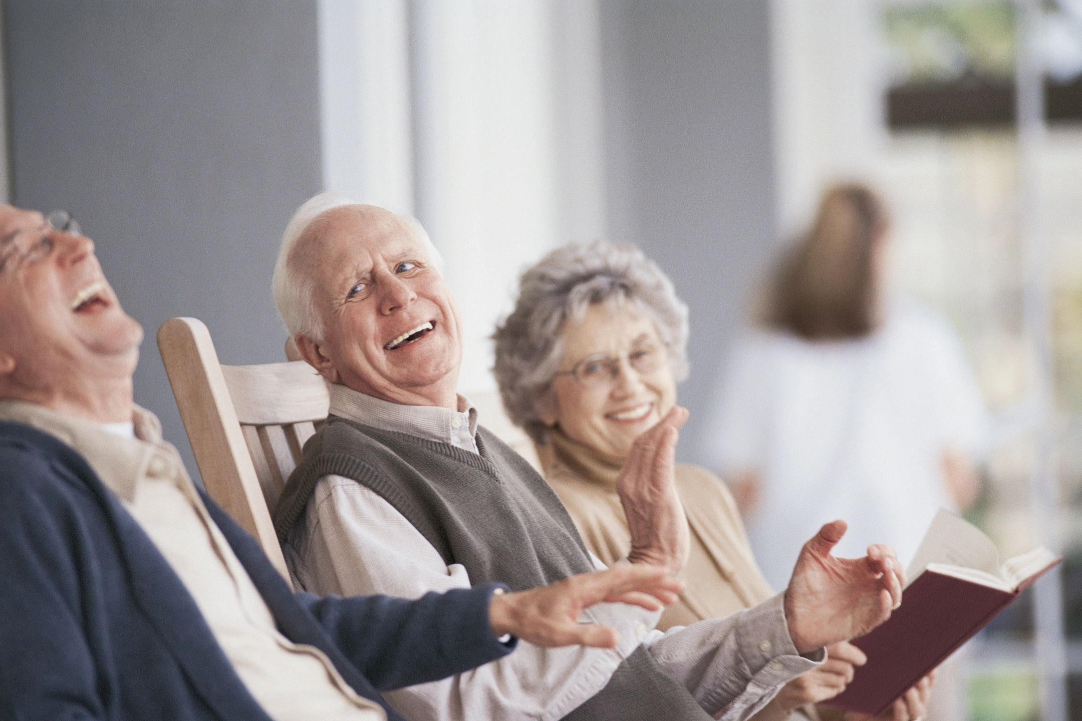 Study Shows Older Adults with Hearing Loss at Higher Risk for Depression